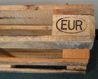EUR Pallet block